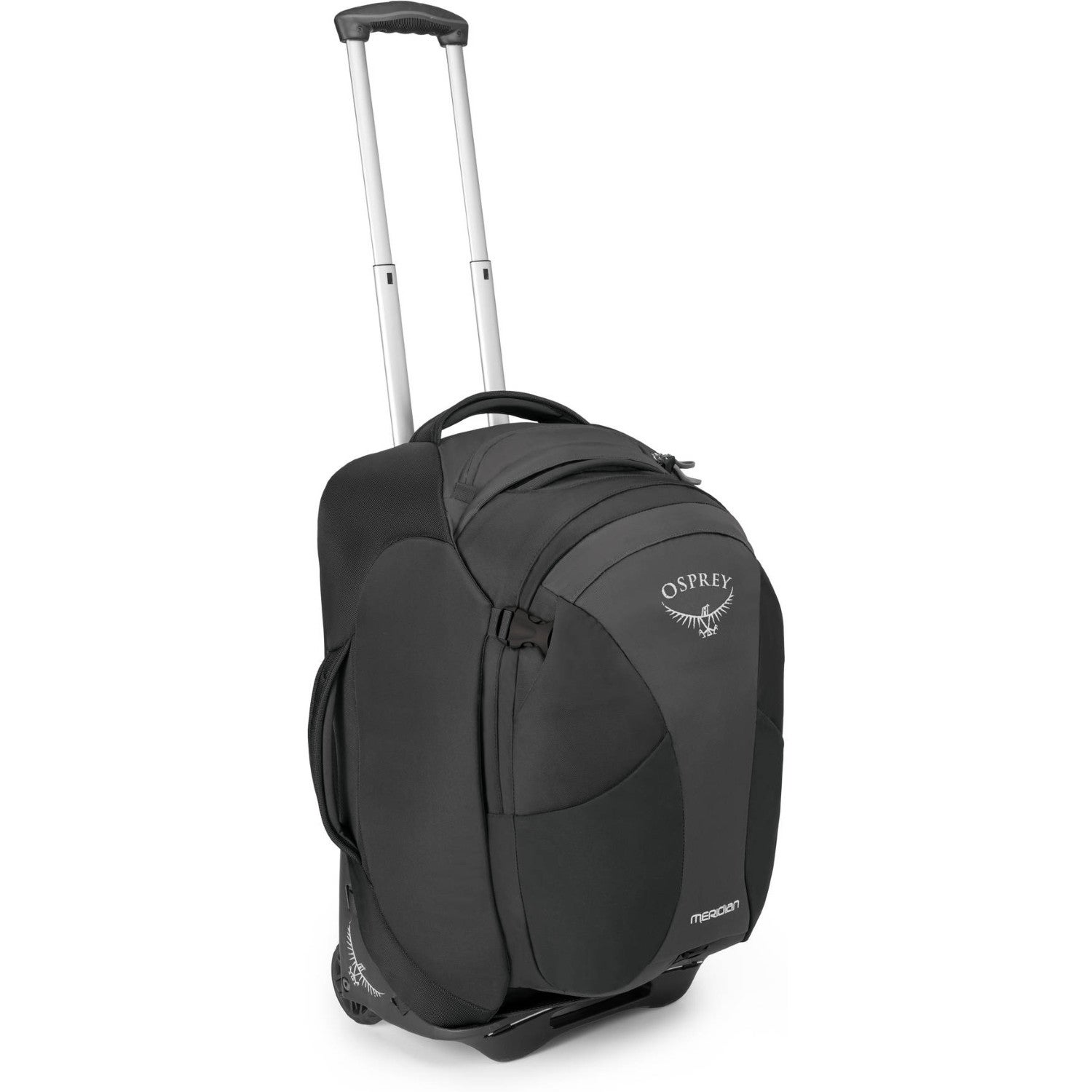 Osprey Meridian 60 Luggage - Metal Grey