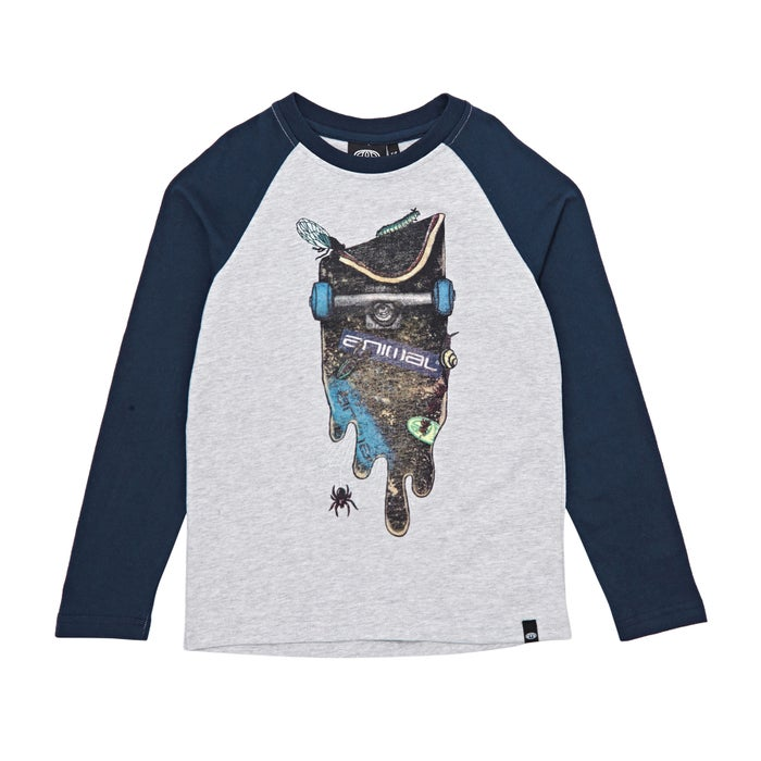 126245e6b522 Animal Trails Boys Long Sleeve T-Shirt | Free Delivery* on All Orders