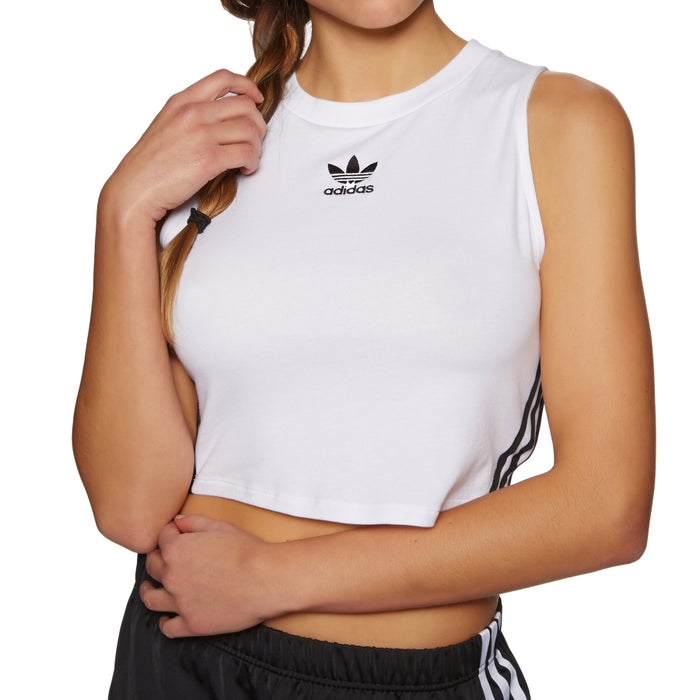 Adidas Originals Crop Womens Tank Vest