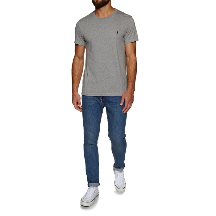 Jack Wills Sandleford Basic Short Sleeve T-Shirt