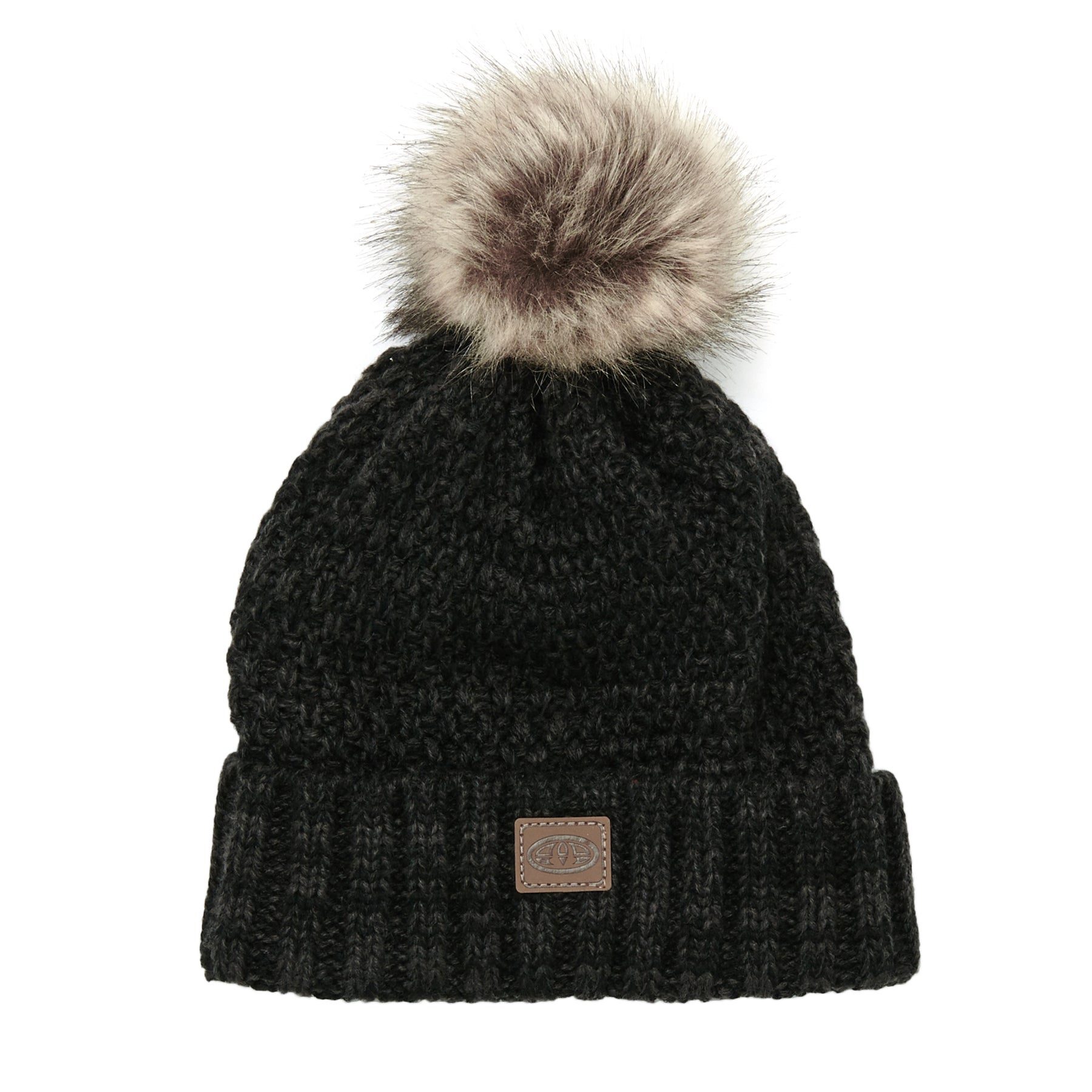 Animal Becki Womens Beanie - Black