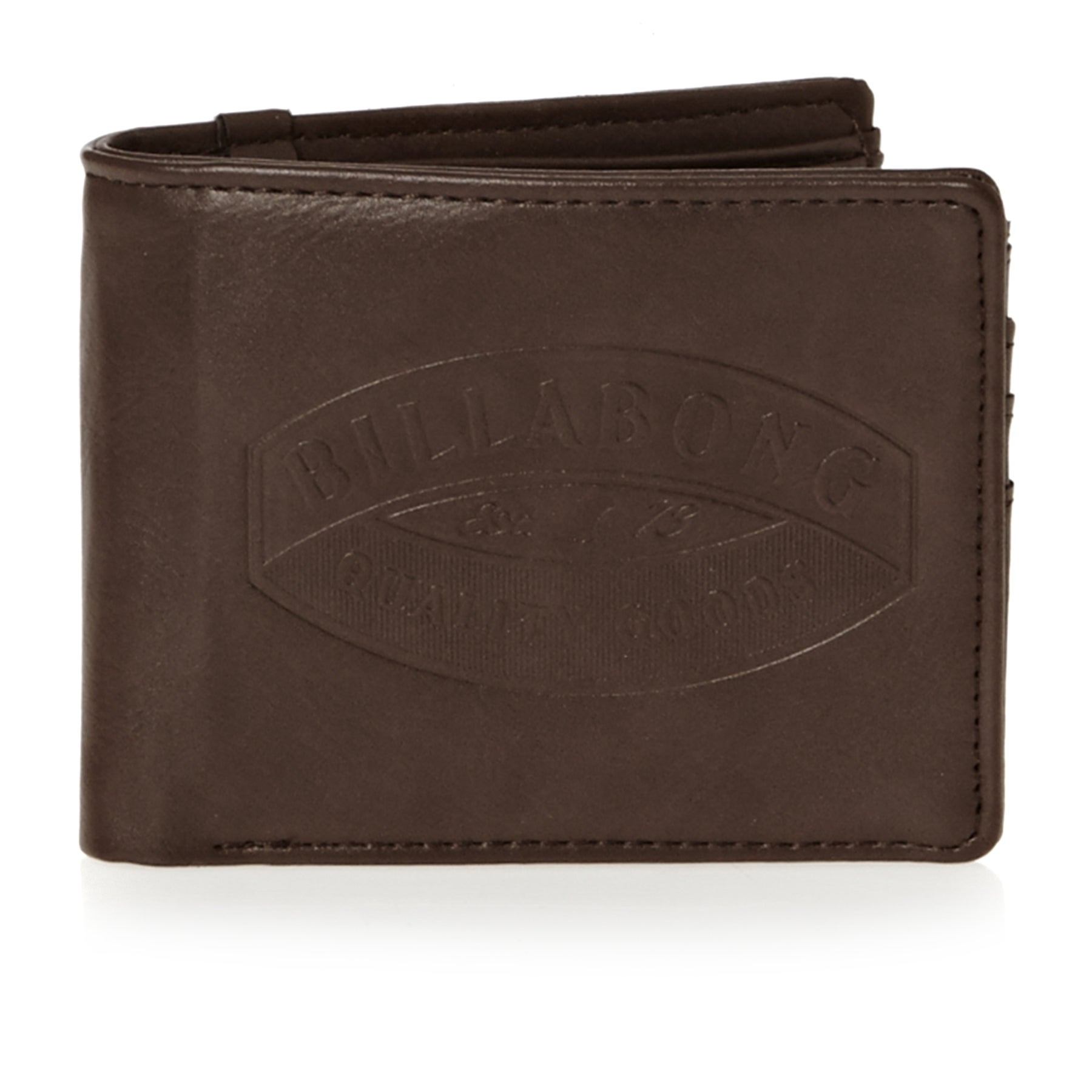 Billabong Junction Wallet - Chocolate