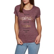 Superdry Real Vintage 75 Entry Womens Short Sleeve T-Shirt