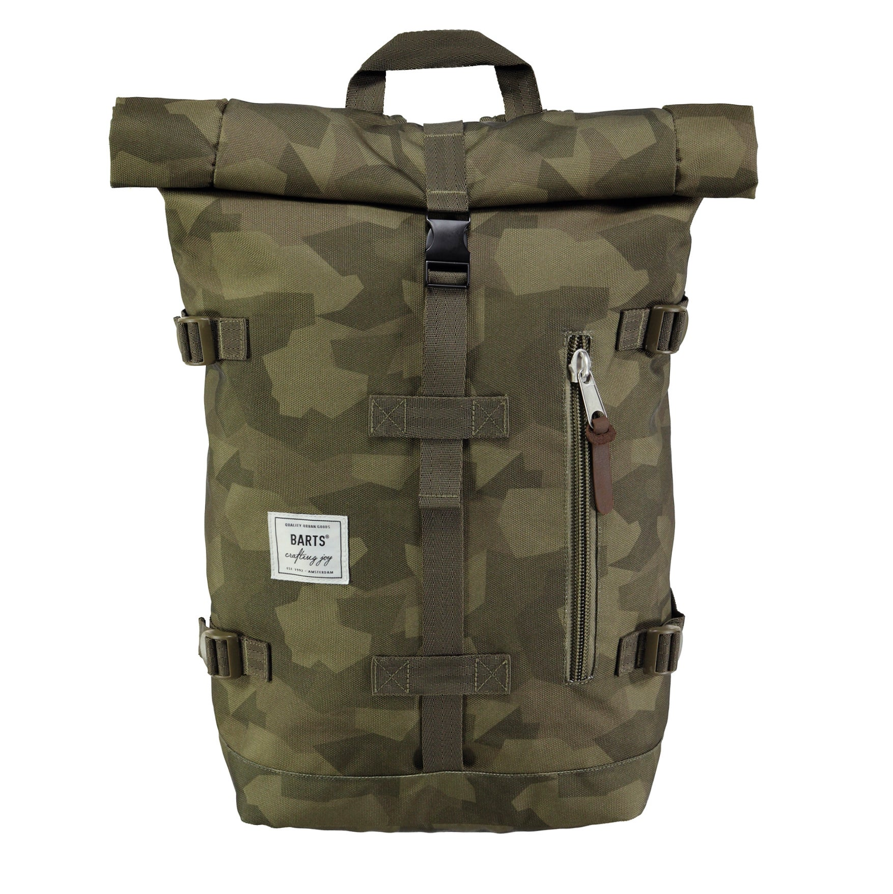 Barts Mountain Backpack - Camo Green