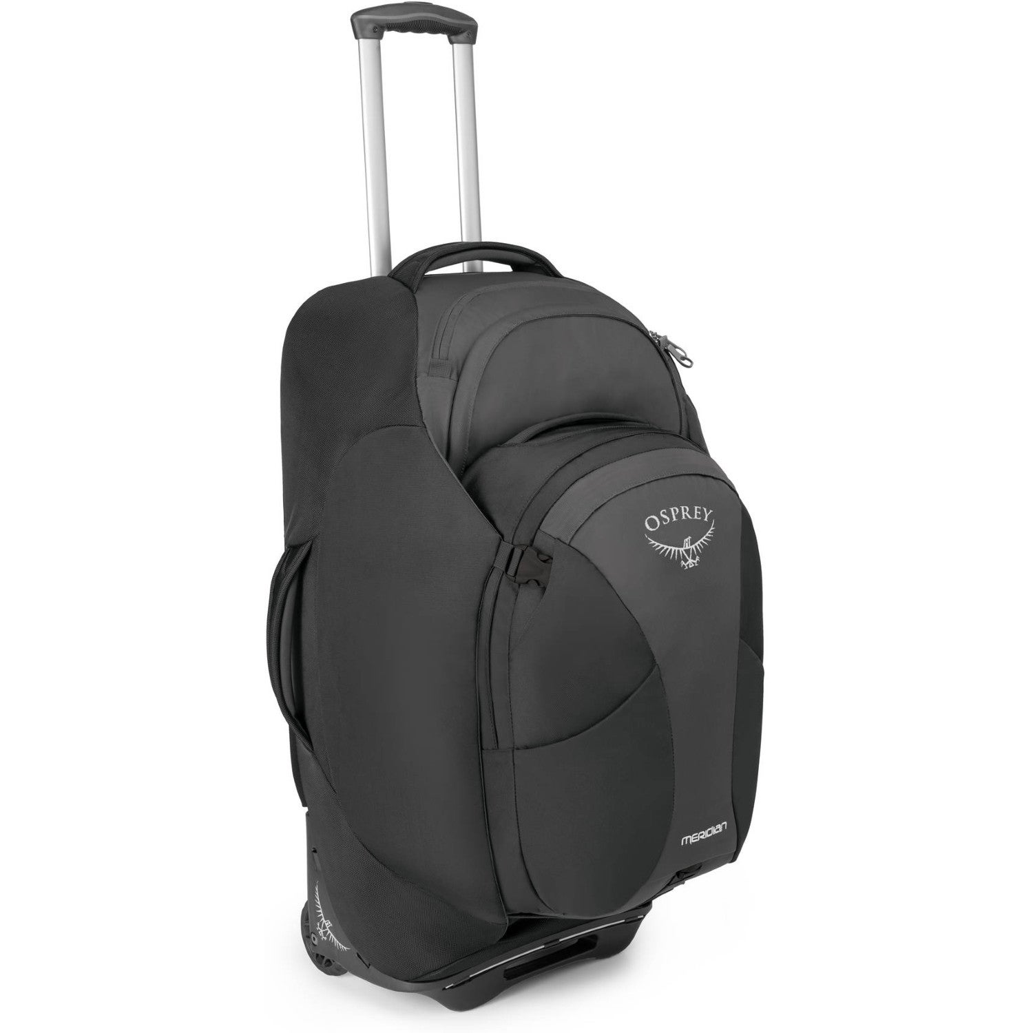 Osprey Meridian 75 Luggage - Metal Grey