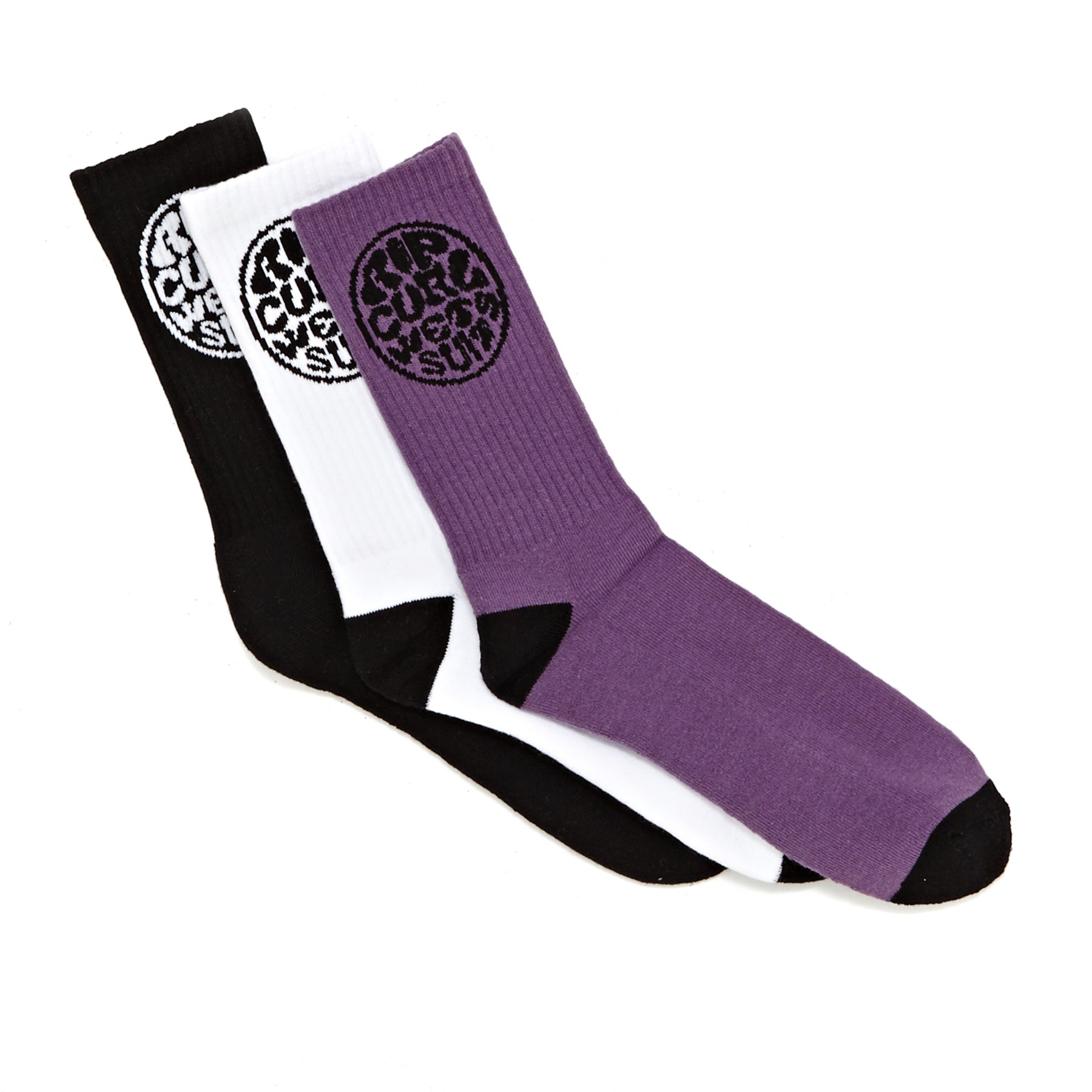Chaussettes Rip Curl Wetty Crew - Multico