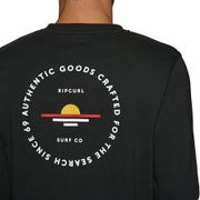 Sweat Rip Curl Made For Sunsets Crew