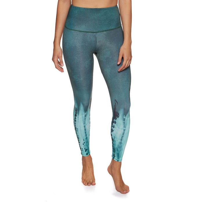 ad61d24fbb Onzie Tie Dye Midi Yoga Womens Leggings available from Surfdome