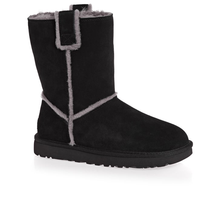 ca496550f612 UGG Classic Short Spill Seam Womens Boots available from Surfdome