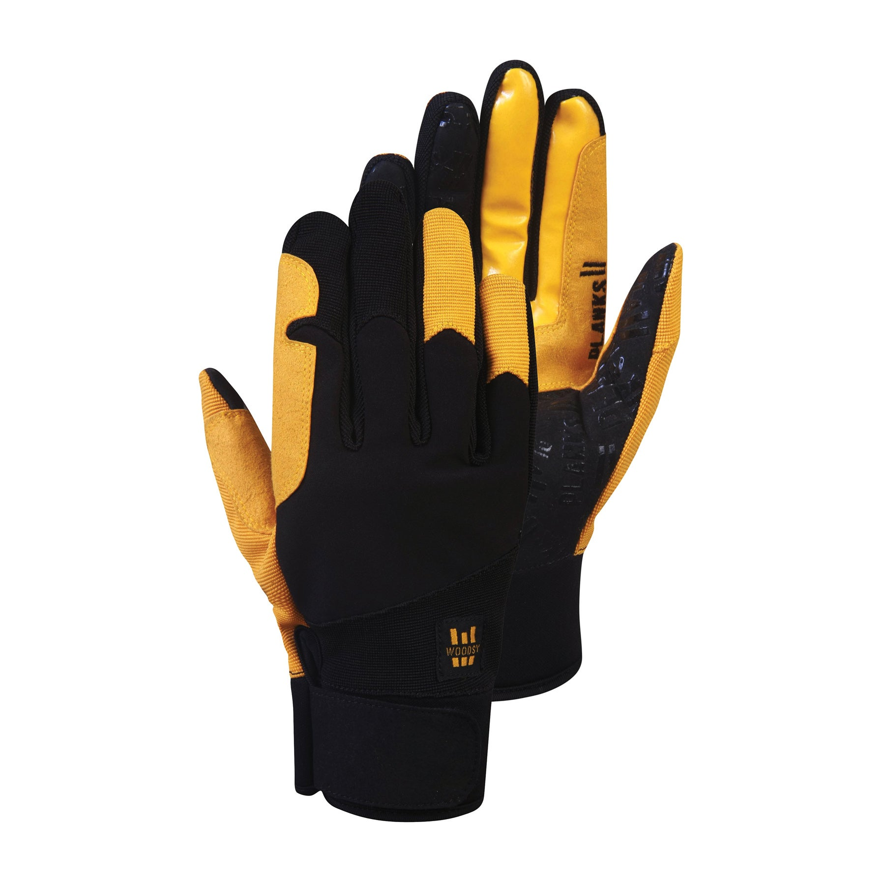 Planks High Times Glove Snow Gloves - Mustard/woodsy