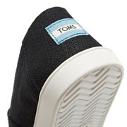 Toms Canvas Cupsole Womens Slip On Shoes