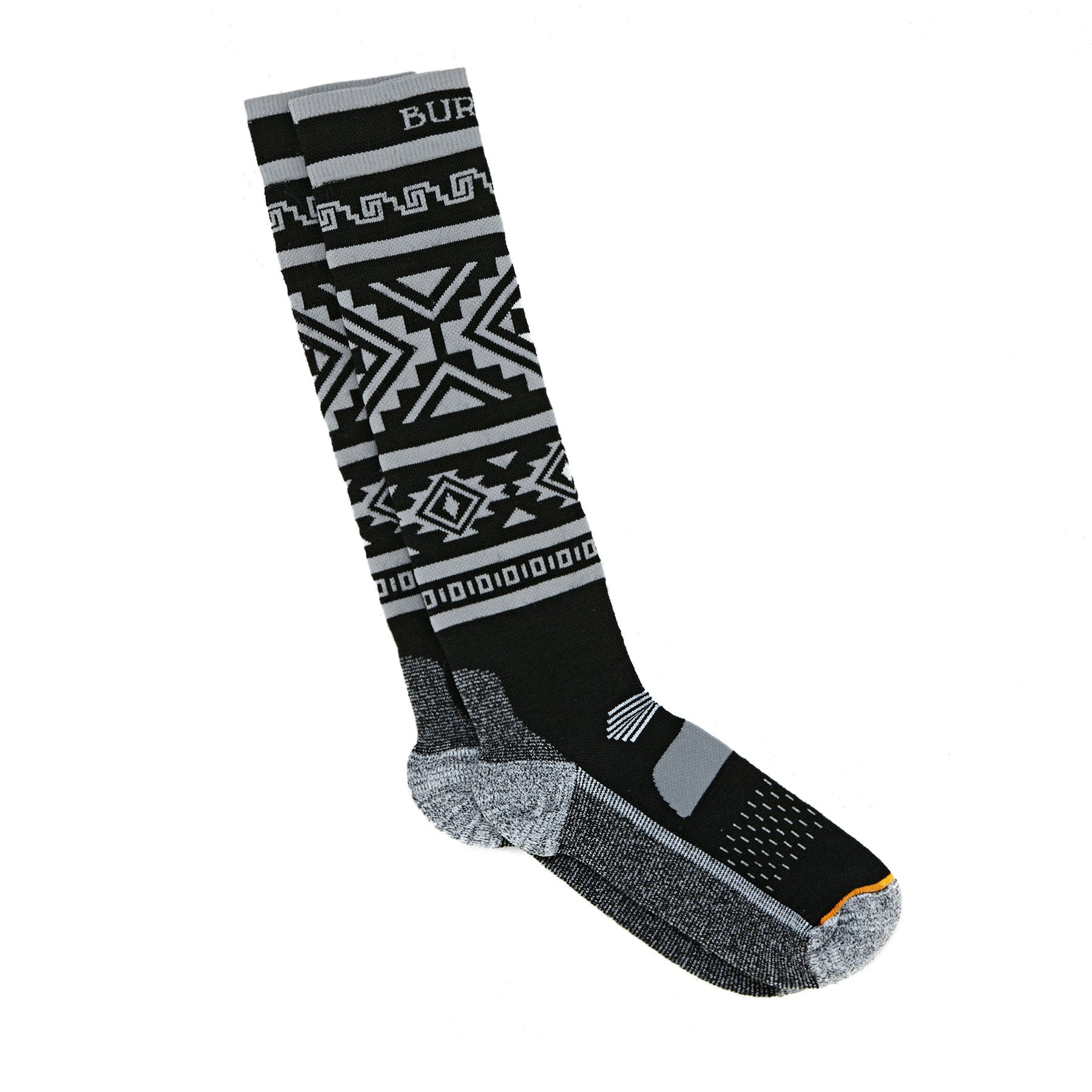 Burton Party Womens Snow Socks - True Black
