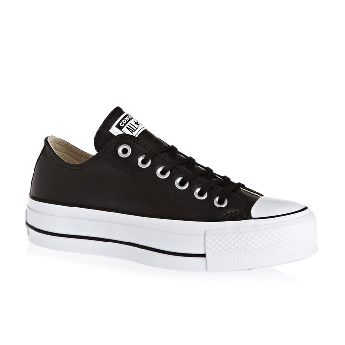 cec2e5768b3 Converse Chuck Taylor All Star Lift Clean Ox Womens Shoes available ...