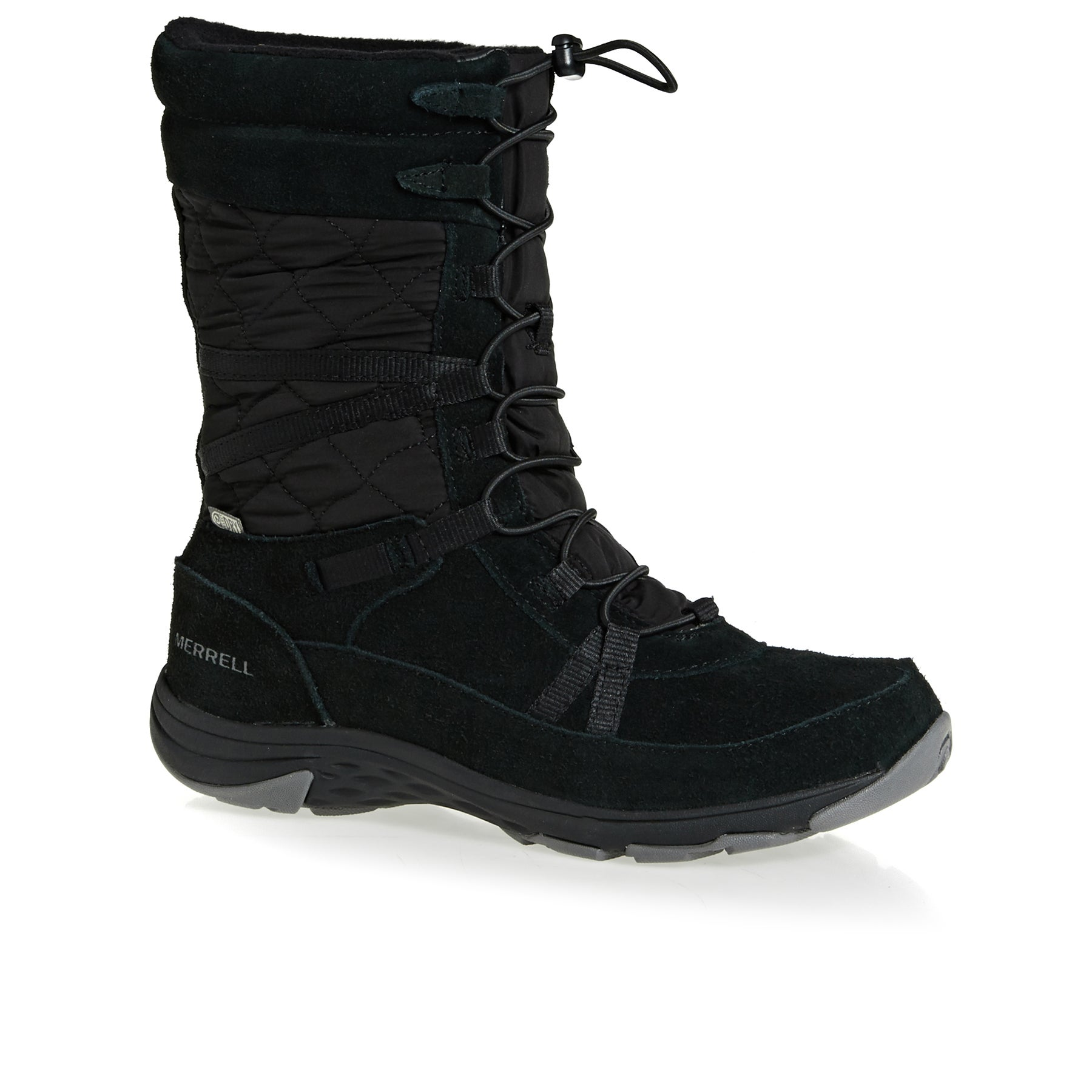 Merrell Approach Tall Womens Boots - Black
