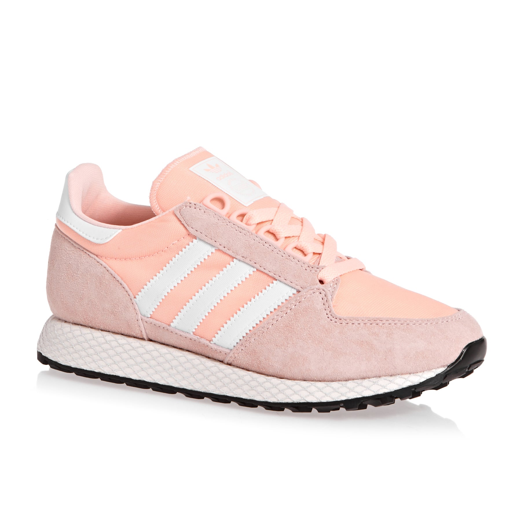 Adidas Originals Forest Grove Womens Shoes - Pink White Black