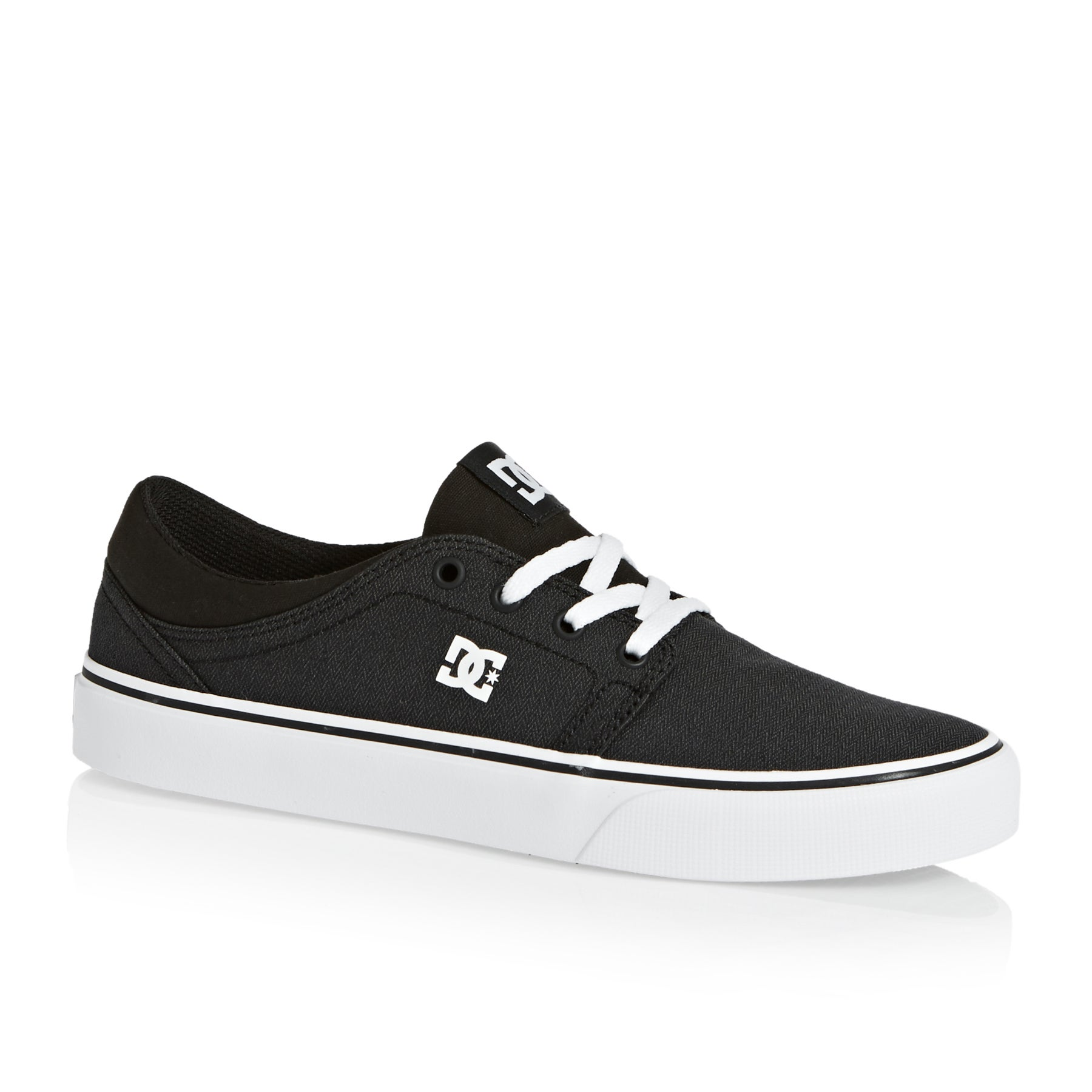 DC Trase TX SE Shoes - Black/gun Metal