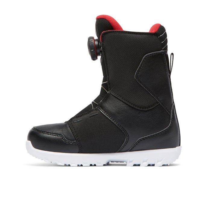 Boots de snowboard DC Youth Scout BOAX