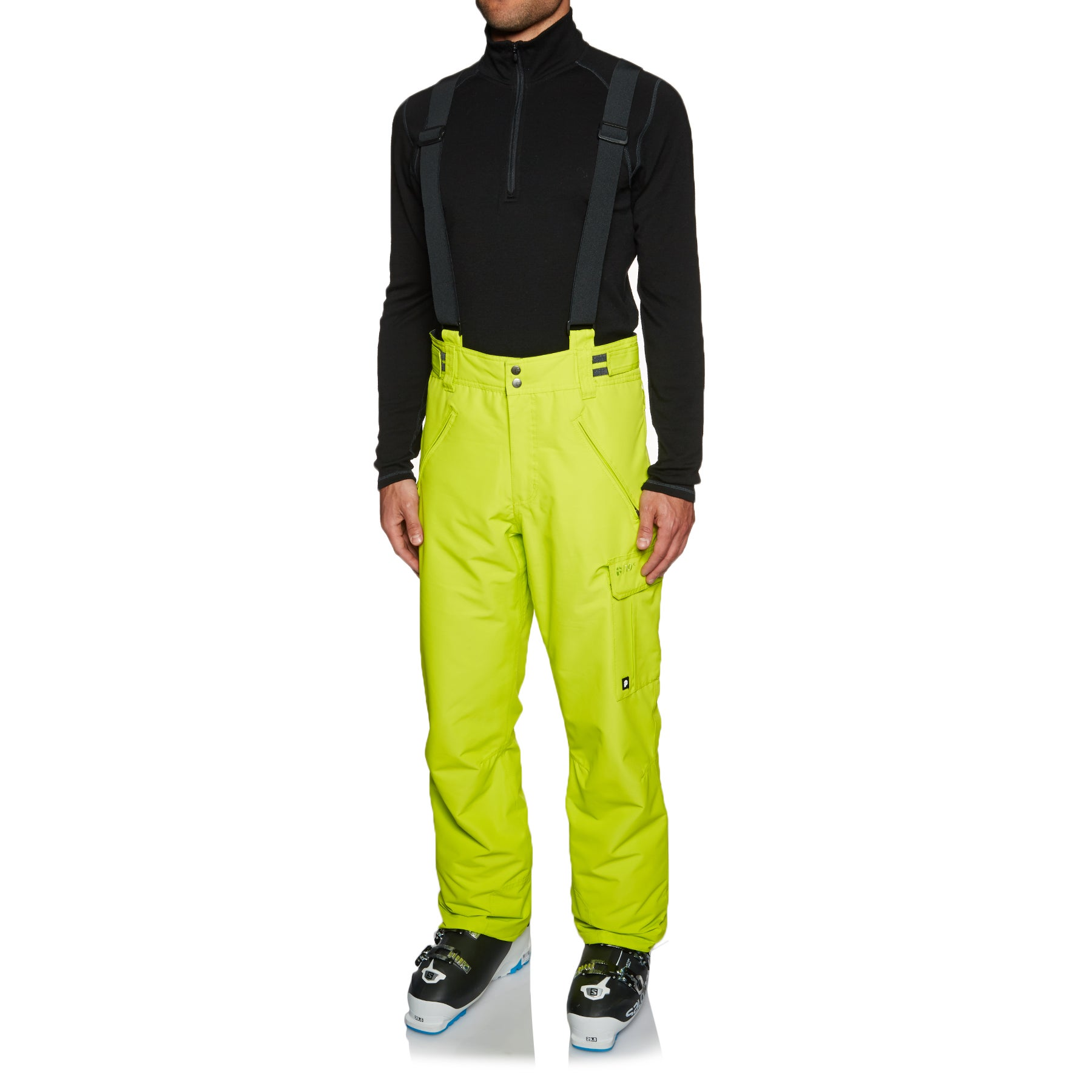 Pantalons pour Snowboard Protest Denysy - Lime Green