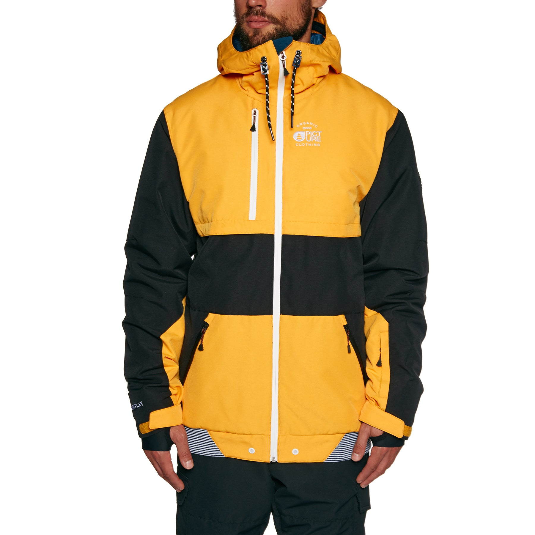 Picture Organic Panel Snow Jacket - Yellow