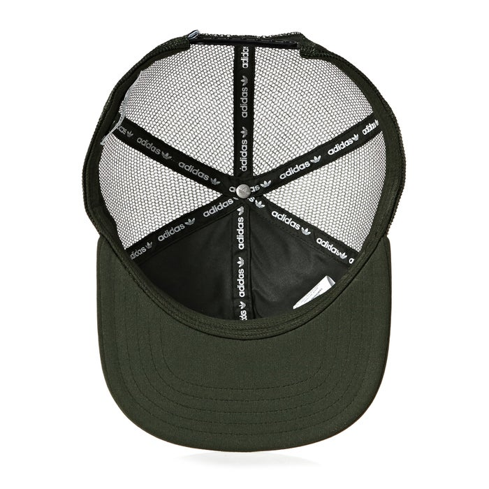89b8b42e Adidas Originals Trefoil Heritage Trucker Cap available from Surfdome