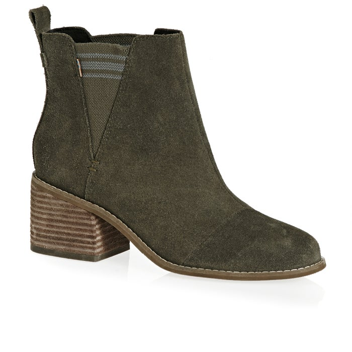 2f1bbd780a3 Toms Esme Suede Womens Boots available from Surfdome