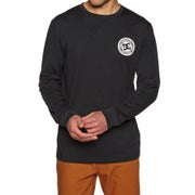 DC Circle Star Long Sleeve T-Shirt