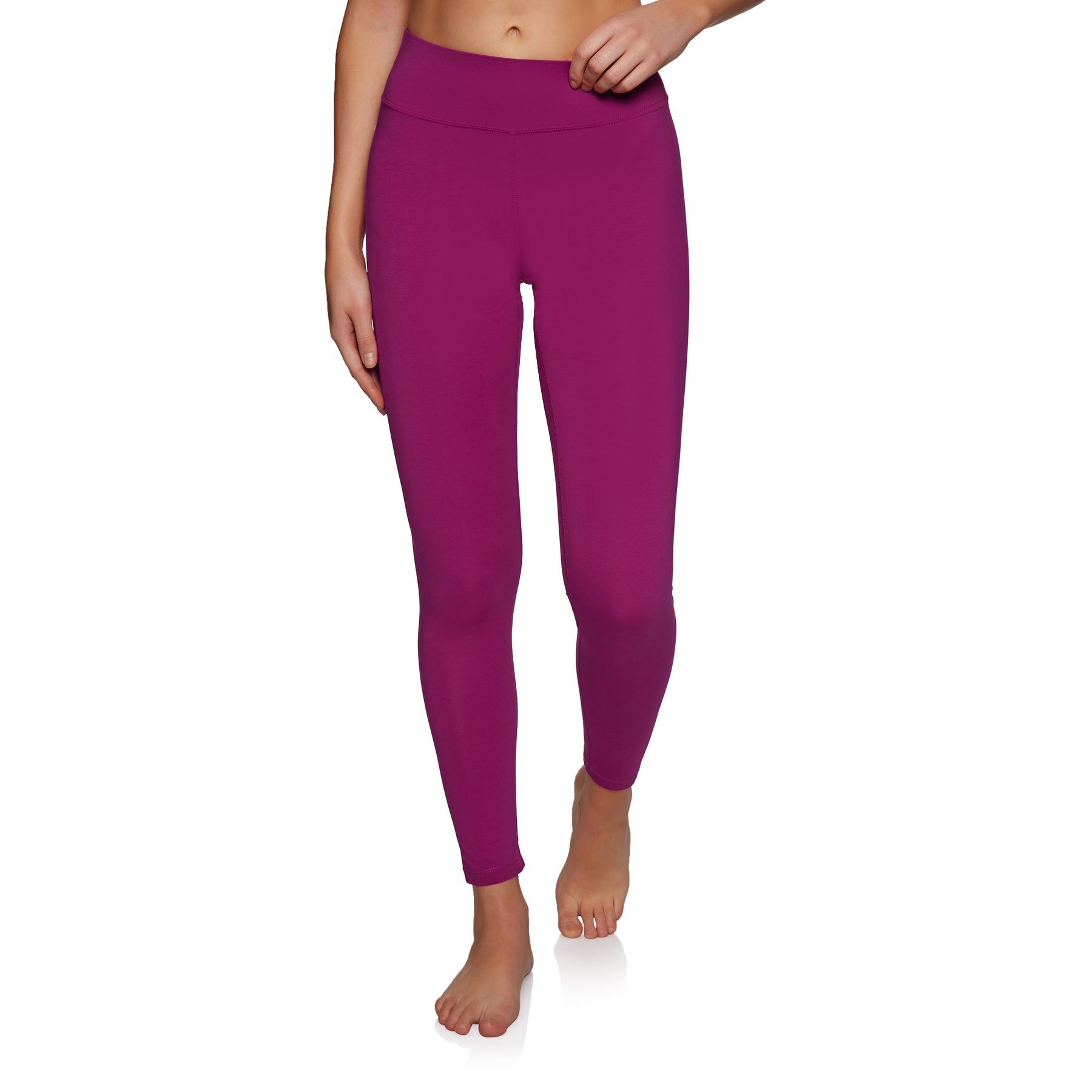 SWELL Cardrona Thermal Womens Base Layer Leggings - Mauve