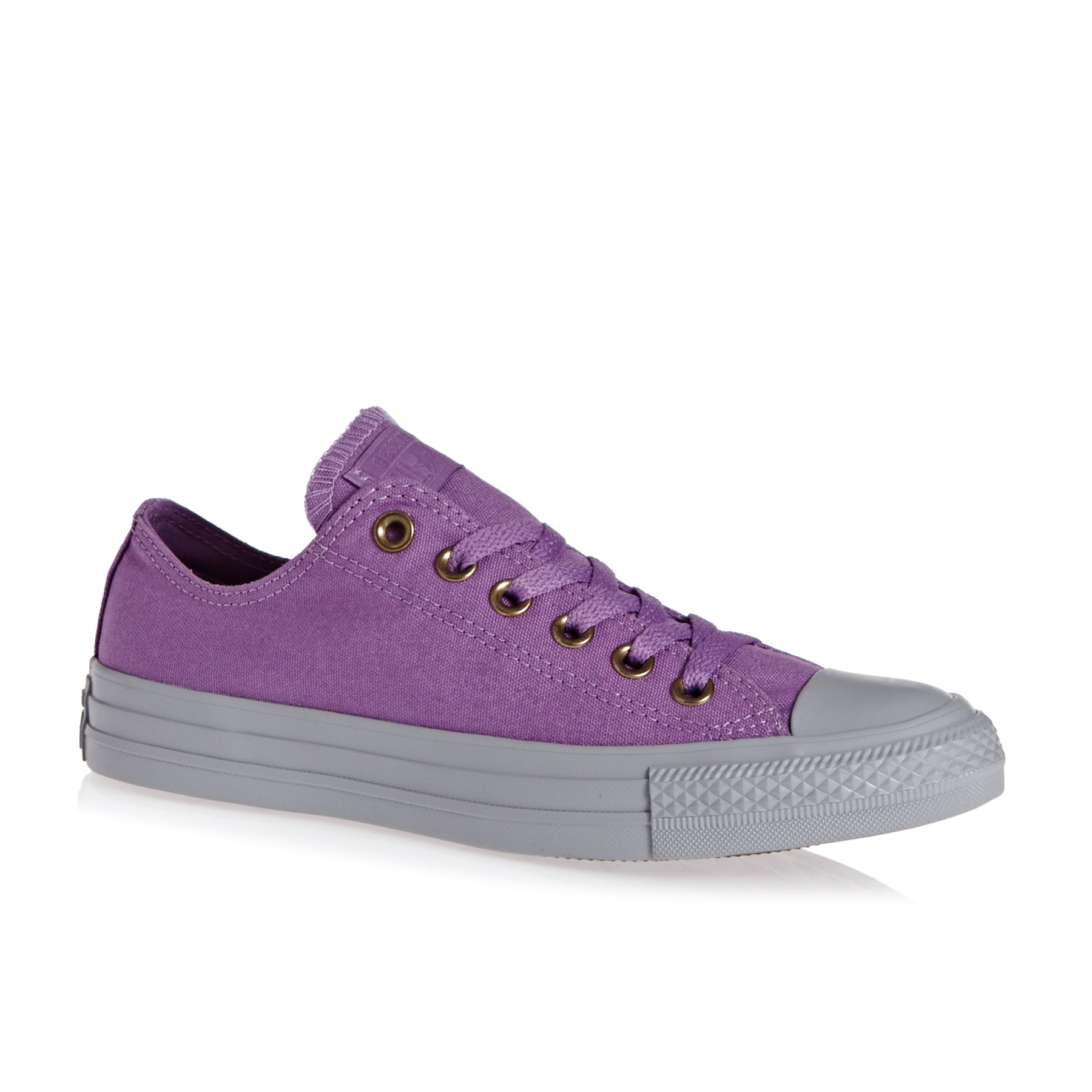 Converse Chuck Taylor All Stars OX Shoes - Dark Orchid Dark Orchid