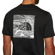 North Face Red Box Celebration Short Sleeve T-Shirt