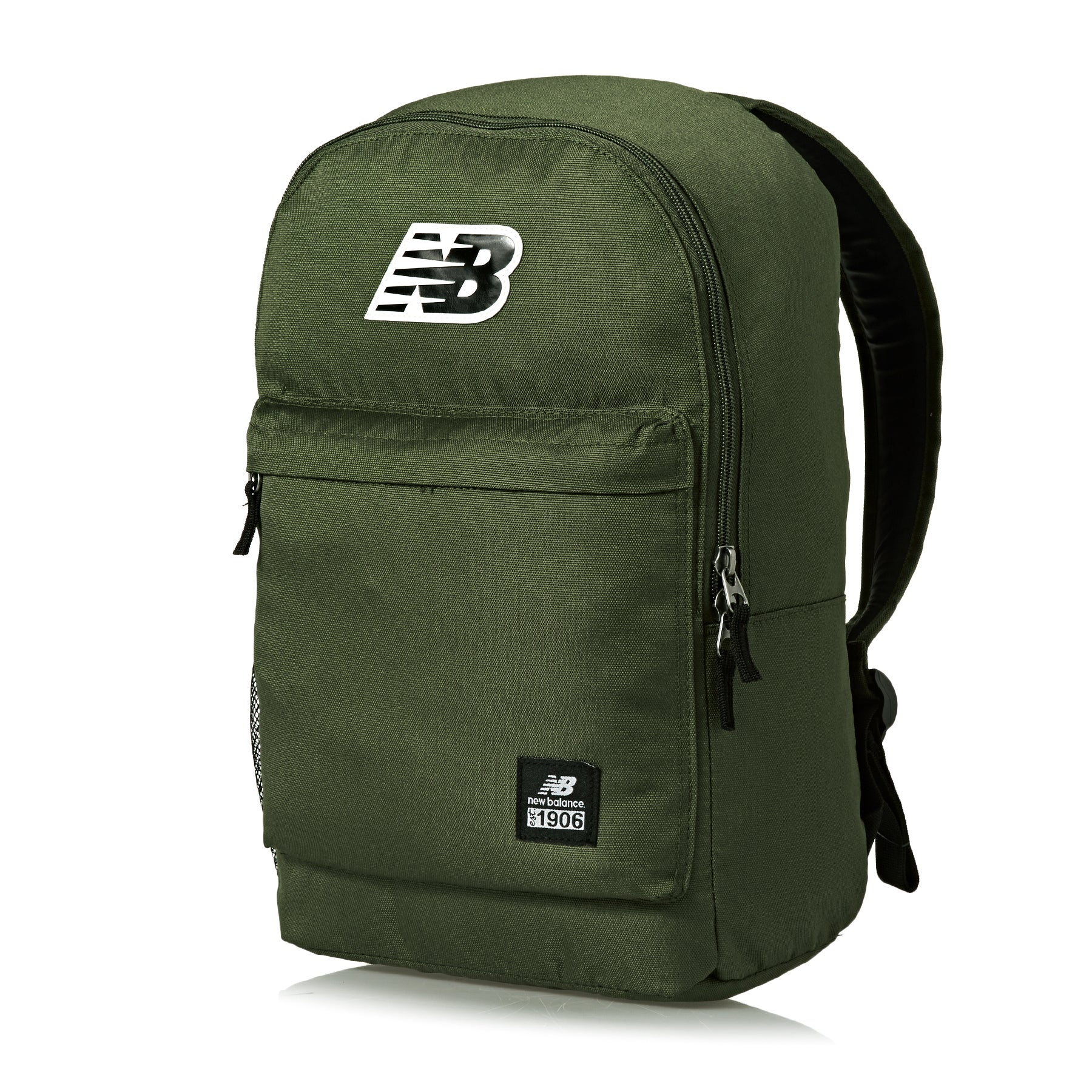 New Balance Pelham Classic V2 Backpack - Dark Covert Green