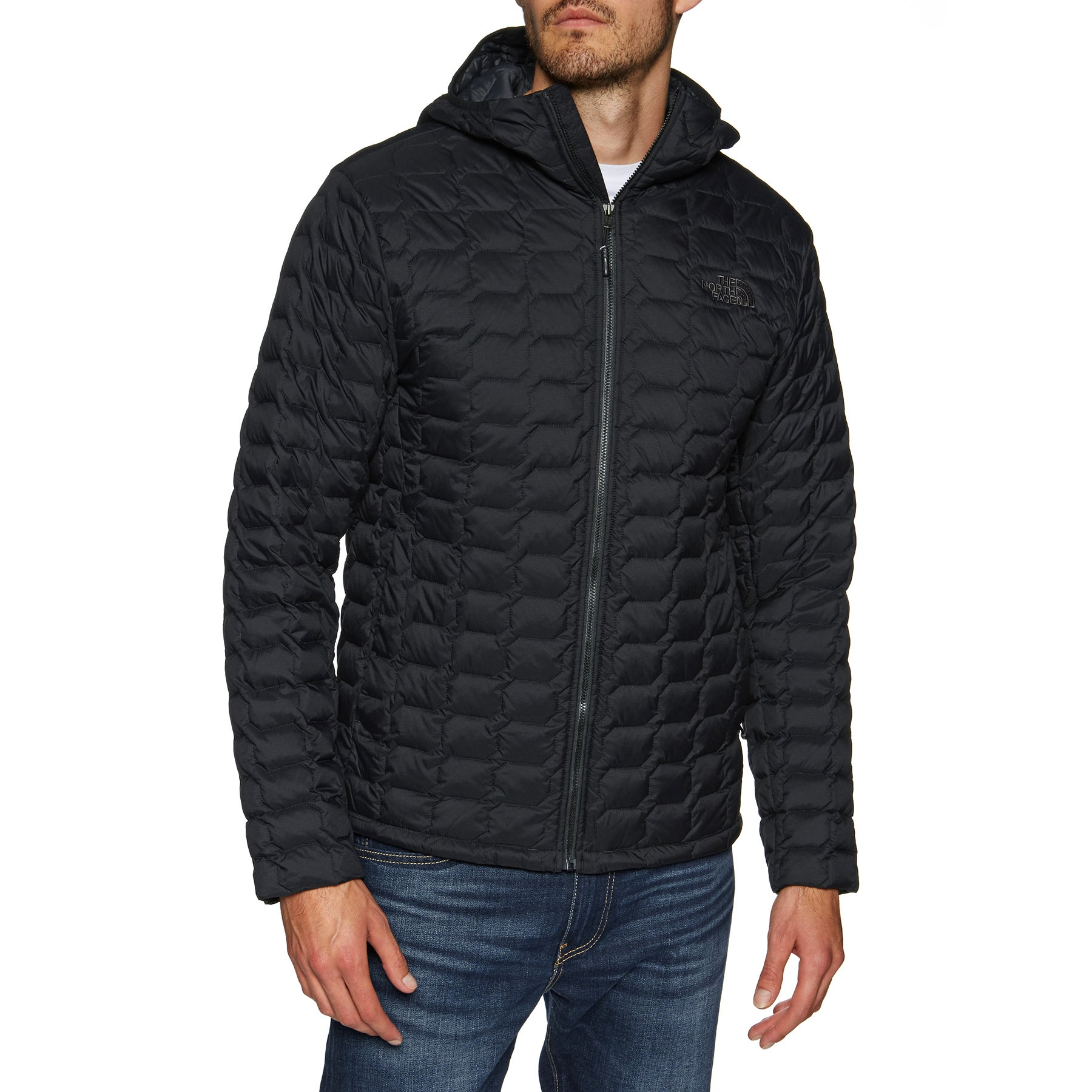 Giacca North Face Thermoball Hooded - Tnf Black Matte