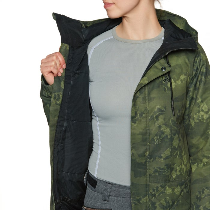 c71581499 Volcom Winrose Insulated Womens Snow Jacket available from Surfdome