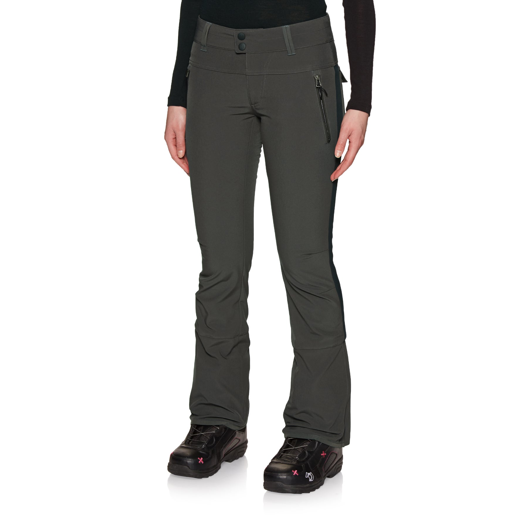 Holden Tribe Snow Pant - Shadow Black
