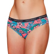 Culotte Femme Superdry College Brief Double Pack