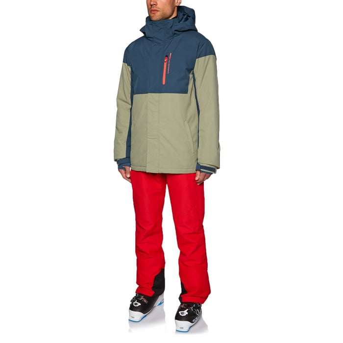 Giacca Snowboard Protest Rascal