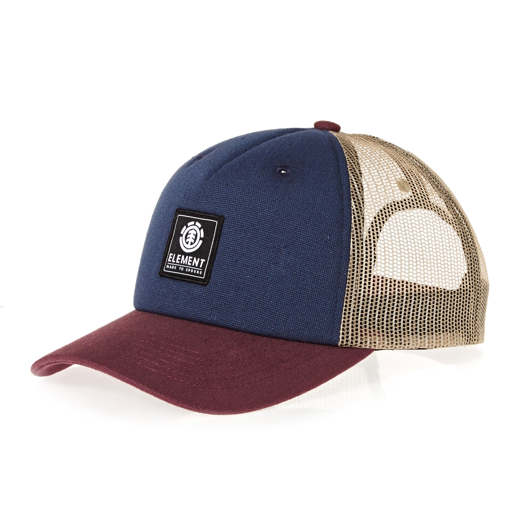 Element Icon Mesh Cap - Chocolate