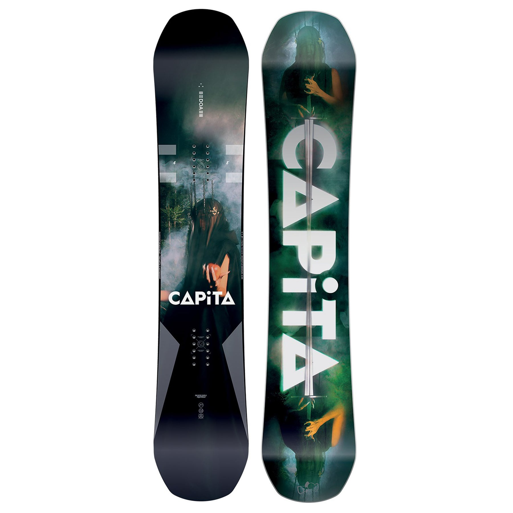 Snowboard Capita Defenders Of Awesome - Multi
