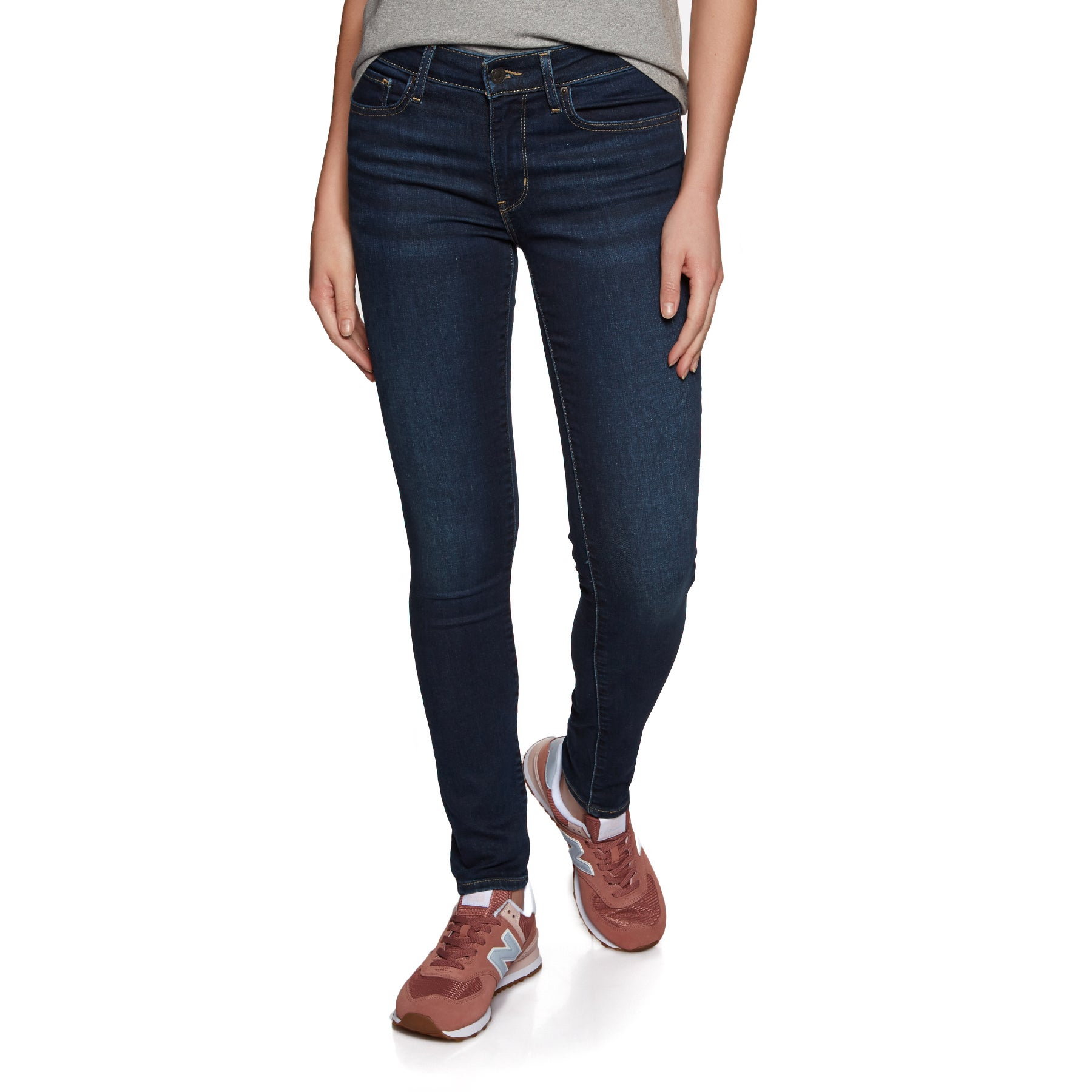 Jeans Femme Levis 711 Skinny - Role Model