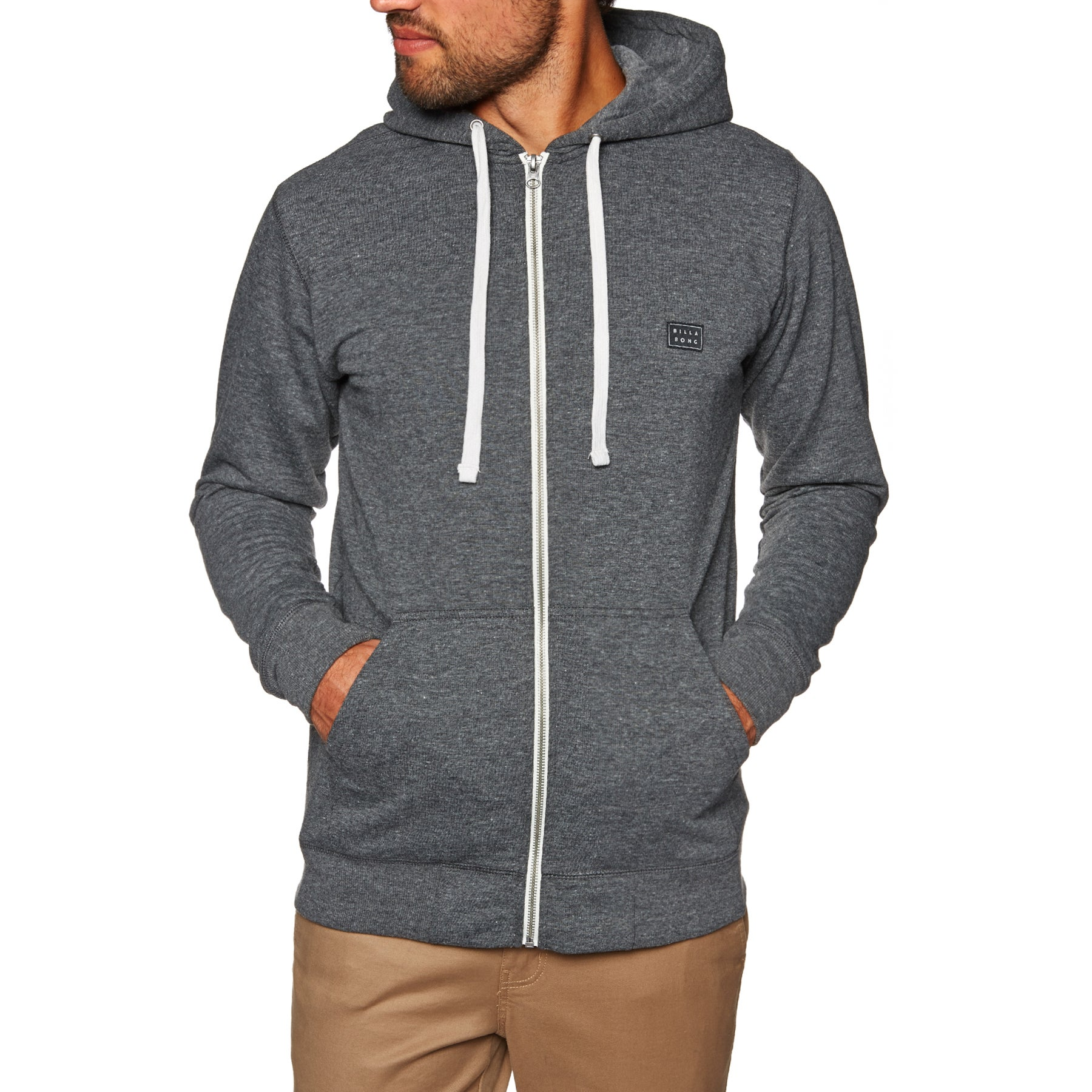 Billabong All Day Zip Hoody - Black