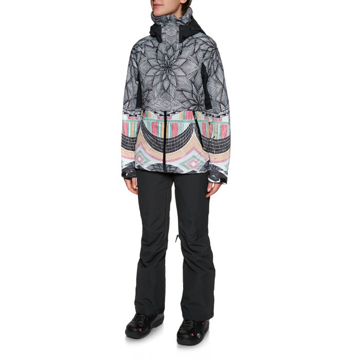 52ed53036c70 Roxy Frozen Flow Womens Bunda na snowboard available from Surfdome