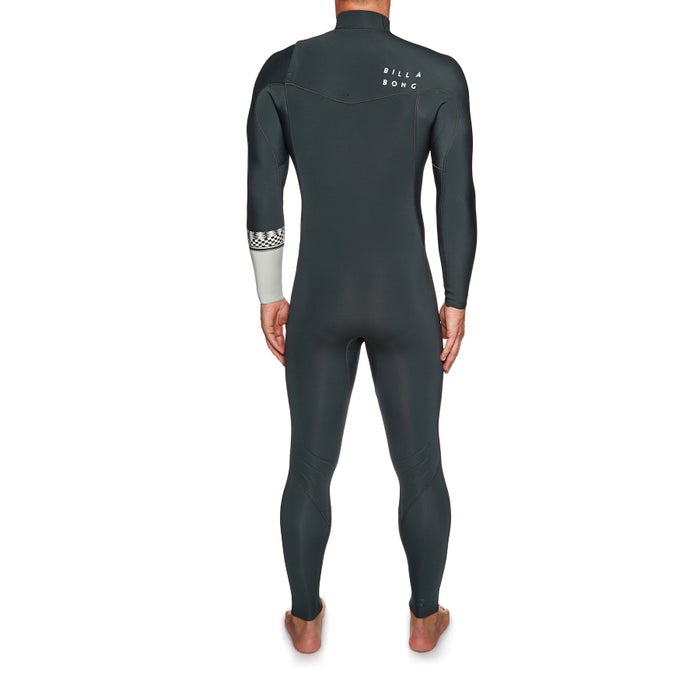 Fato Térmico Billabong Furnace Revolution 4/3mm 2019 Chest Zip