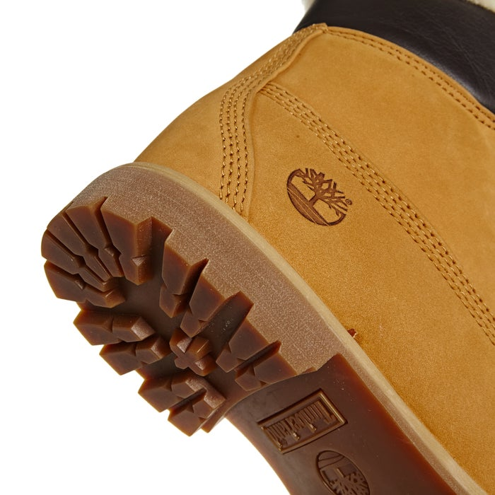 Timberland 6in Premium Shearlin Wheat Womens Boots