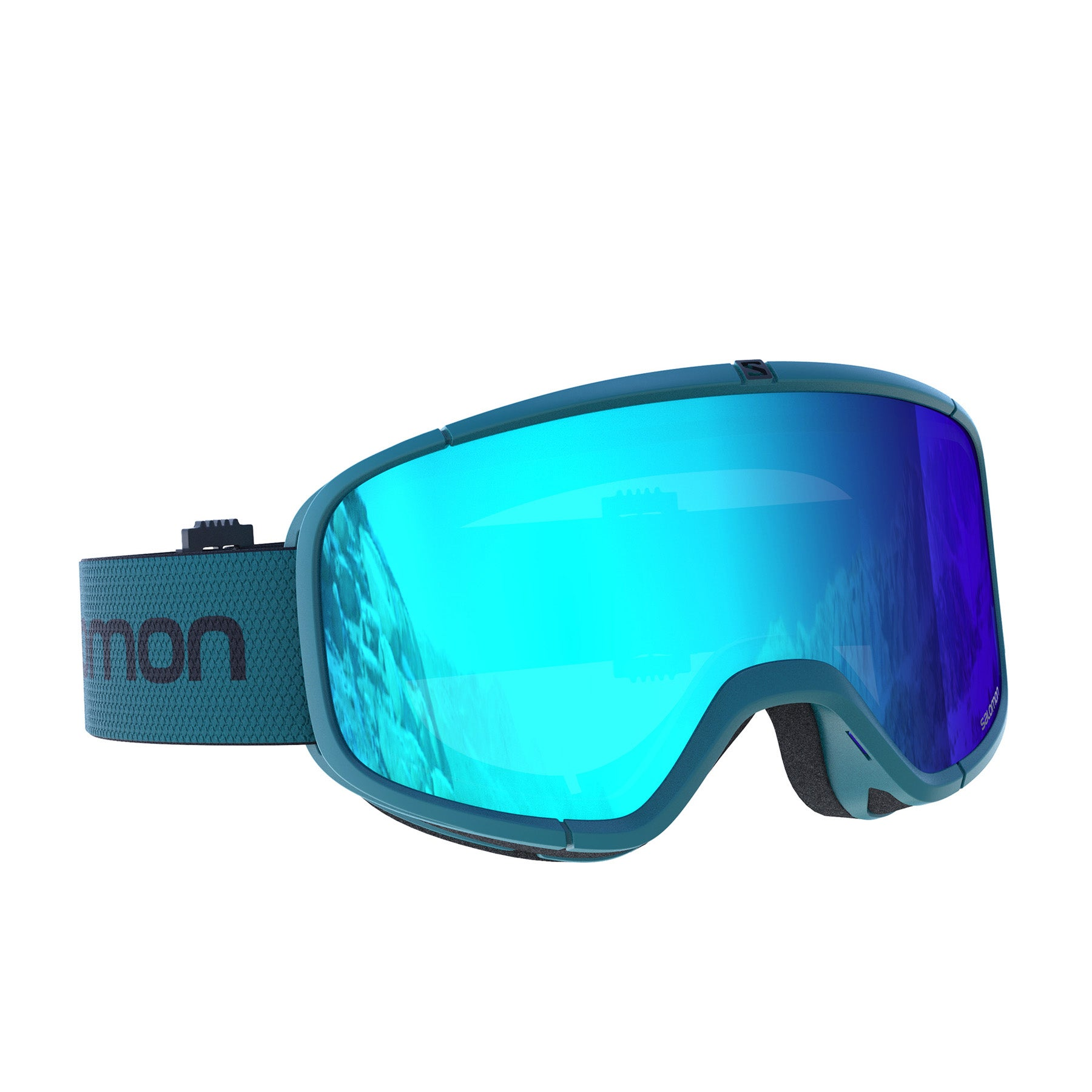 Salomon Four Seven Snow Goggles - Blue