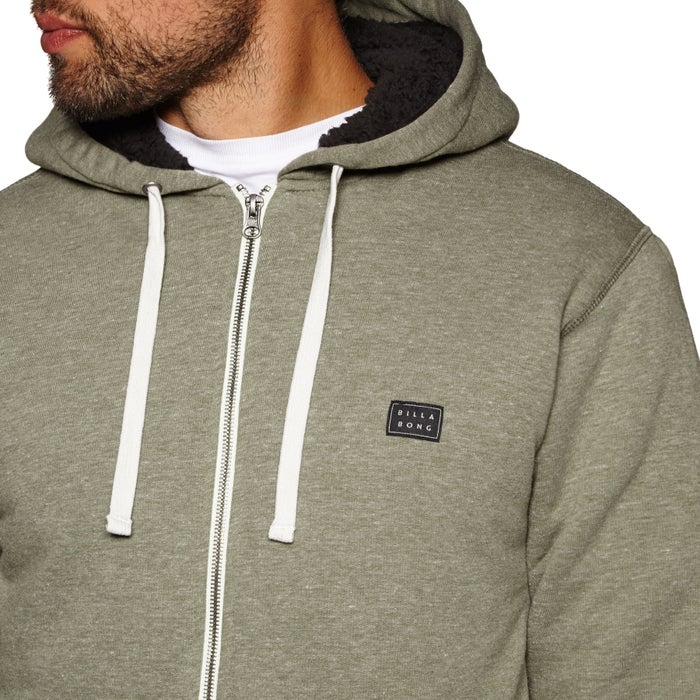 Billabong All Day Sherpa 2018 Zip Hoody