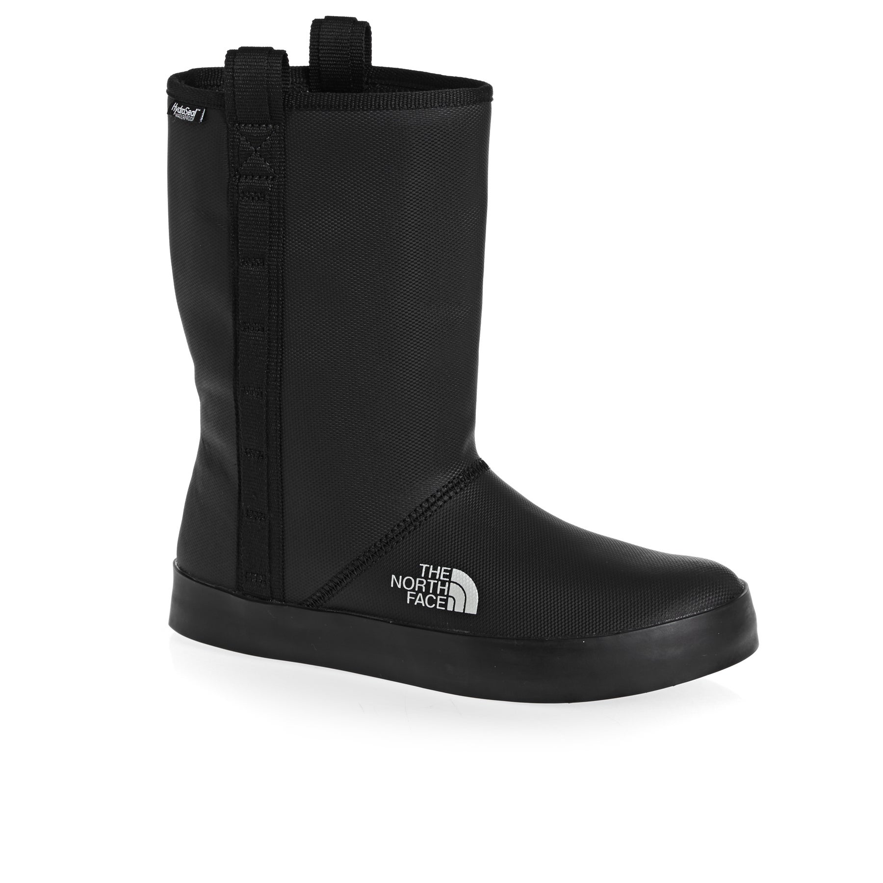 North Face Basecamp Rain Short Boots - TNF Black TNF Black