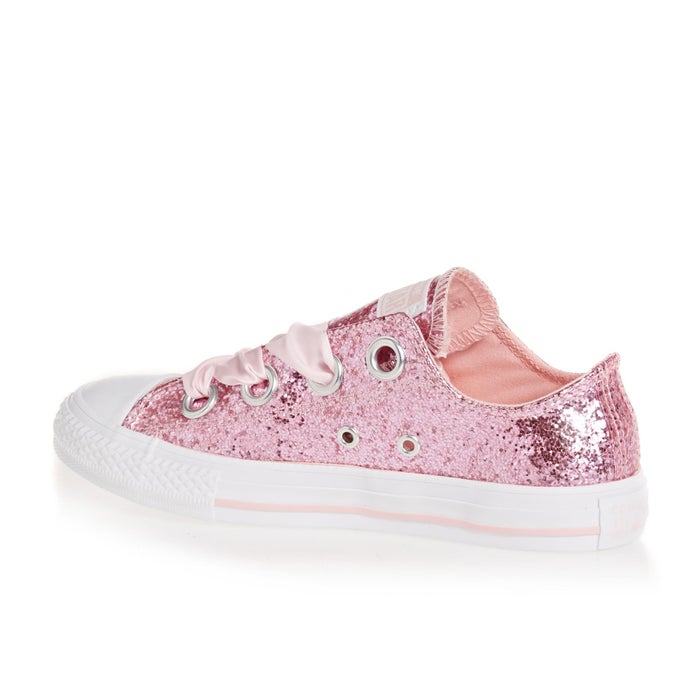 Converse Chuck Taylor All Star Big Eyelets Ox Girls Shoes