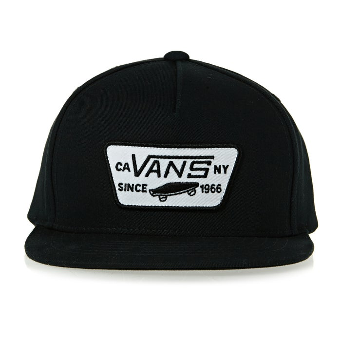 Gorro Boys Vans Full Patch Snapback