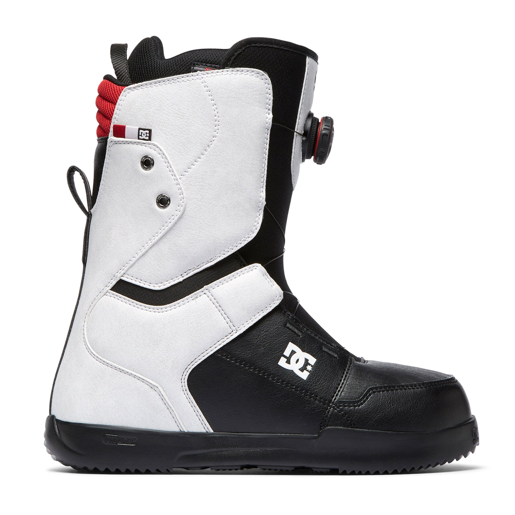 DC Scout BOAX Snowboard Boots - White