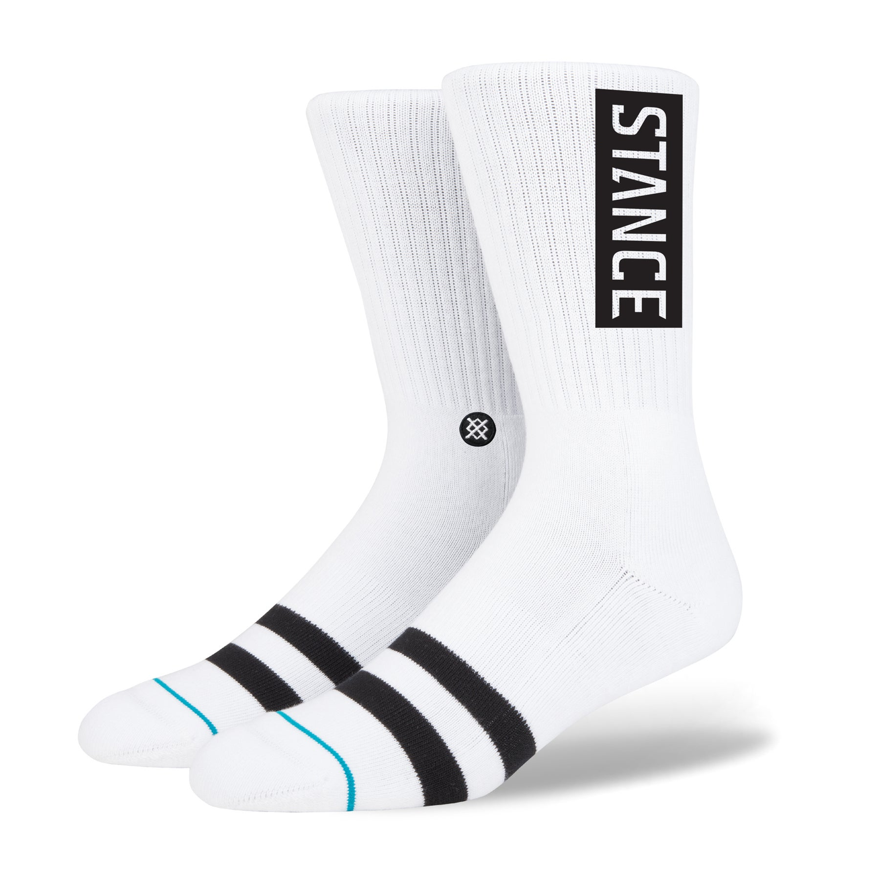 Stance OG Socks - White
