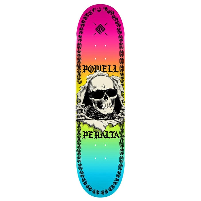 Powell Ripper Chainchz Colby 8.25 Inch Skateboard Deck